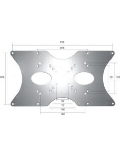 Newstar VESA adapter plate Newstar FPMA-VESA400 - 1