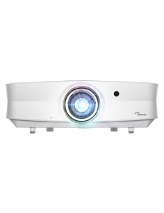 Optoma UHZ65LV dataprojektori Kattoon/Lattiaan kiinnitettävä projektori 5000 ANSI lumenia DMD DCI 4K (4096 x 2160) 3D Valkoinen