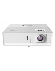 Optoma ZH506e dataprojektori Pöytäprojektori 5500 ANSI lumenia DLP 1080p (1920x1080) 3D Valkoinen Optoma E1P1A2SWE1Z3 - 1