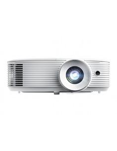 Optoma EH412 data projector Desktop 4500 ANSI lumens DLP 1080p (1920x1080) 3D White Optoma E1P1A39WE1Z1 - 1
