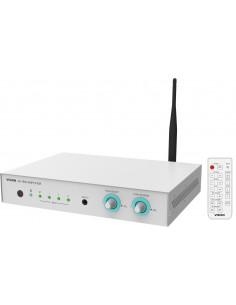 Vision AV-1800+SP-1800 ljudförstärkare Hem Vit Vision AV-1800+SP-1800 - 1