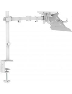 Vision VFM-DP2W+S Notebook stand & tablet arm White Vision VFM-DP2W+S - 1