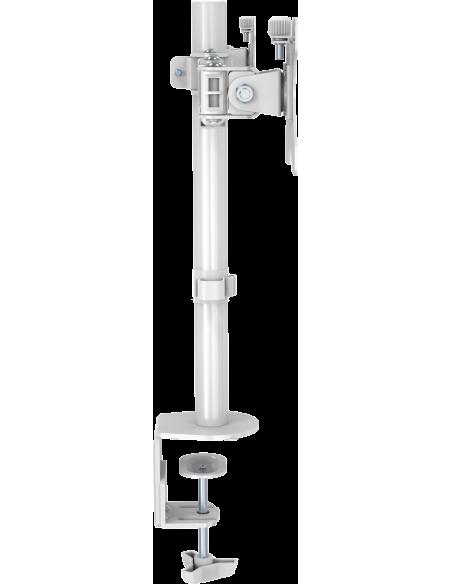"""Vision VFM-DPD2W monitorin kiinnike ja jalusta 68.6 cm (27"""") Puristin Valkoinen Vision VFM-DPD2W - 3"""