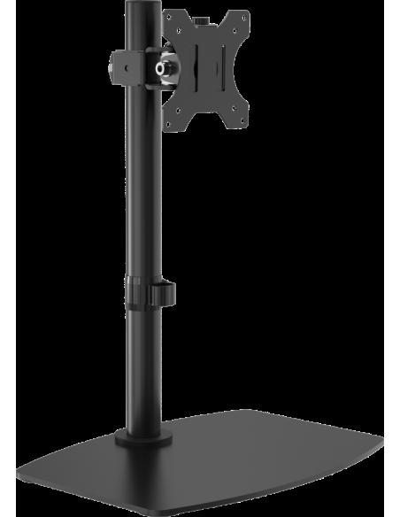 Vision VFM-DSB multimedialaitteiden kärry ja teline Musta Litteä paneeli Multimediateline Vision VFM-DSB - 3