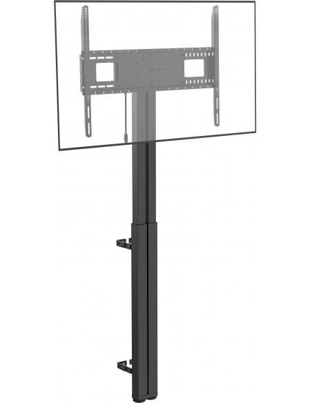 """Vision VFM-F30 monitorin kiinnike ja jalusta 2.29 m (90"""") Musta Vision VFM-F30 - 1"""