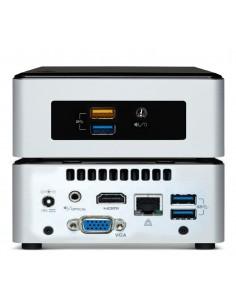 Vision Celeron VMP digital media player Black, Silver Full HD 120 GB 7.1 channels 3840 x 2160 pixels Vision VMP-CE3050/2/120 - 1