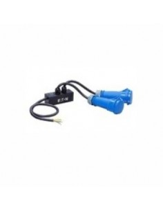 Eaton CBL2OUT32 power cable Black 0.75 m IEC 309 Eaton CBL2OUT32 - 1