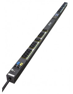 Eaton ESWB22 tehonjakeluyksikkö 24 AC-pistorasia(a) 0U Musta Eaton ESWB22 - 1