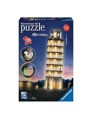 Ravensburger Leaning Tower of Pisa 3D-pussel Ravensburger 12515 9 - 1