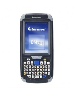 "Intermec CN70 mobiilitietokone 8.89 cm (3.5"") 480 x 640 pikseliä Kosketusnäyttö 450 g Intermec CN70AQ1KC00W1100 - 1"