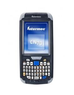 "Intermec CN70 RFID-handdatorer 8.89 cm (3.5"") 480 x 640 pixlar Pekskärm 450 g Svart Intermec CN70AQ5KN02W1R00 - 1"
