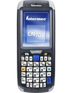 "Intermec CN70e handheld mobile computer 8.89 cm (3.5"") 480 x 640 pixels Touchscreen 491 g Black Intermec CN70EN7KN00W1100 - 1"