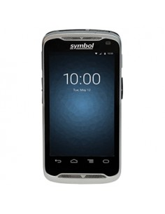 "Zebra TC55 mobiilitietokone 10.9 cm (4.3"") 800 x 480 pikseliä Kosketusnäyttö 220 g Musta, Hopea Zebra TC55BH-GC11ES-NS - 1"