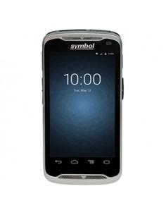 "Zebra TC55 mobiilitietokone 10.9 cm (4.3"") 800 x 480 pikseliä Kosketusnäyttö Musta, Hopea Zebra TC55BH-K011EE - 1"