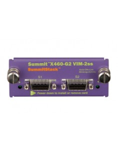 Extreme networks X460-G2 VIM-2ss network switch module Extreme 16713 - 1
