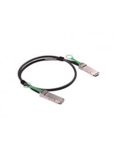 Extreme networks 40GB-C01-QSFP valokuitukaapeli 1 m QSFP+ Musta Extreme 40GB-C01-QSFP - 1