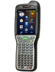 "Honeywell Dolphin 99EX handheld mobile computer 8.89 cm (3.5"") 480 x 640 pixels Touchscreen 505 g Black, Grey Honeywell 99EXLW3-"