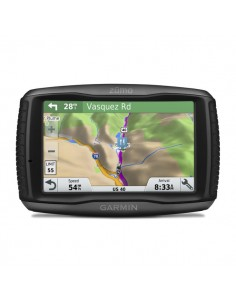 "Garmin zūmo 595LM navigator 12.7 cm (5"") Touchscreen 374.5 g Black Garmin 010-01603-10 - 1"