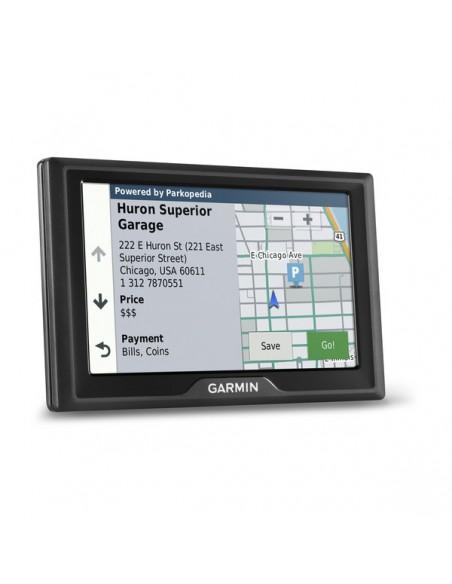 """Garmin Drive 51 LMT-S navigaattori Kiinteä 12.7 cm (5"""") TFT Kosketusnäyttö 170.8 g Musta Garmin 010-01678-12 - 4"""