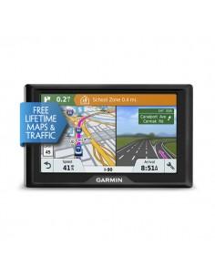 """Garmin Drive 61 LMT-S navigaattori Kiinteä 15.5 cm (6.1"""") TFT Kosketusnäyttö 241 g Musta Garmin 010-01679-12 - 1"""