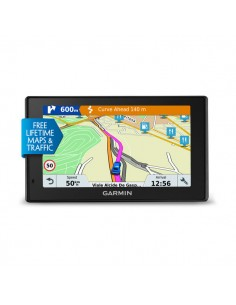 "Garmin DriveSmart 51 LMT-D navigator Fixed 12.7 cm (5"") TFT Touchscreen 173.7 g Black Garmin 010-01680-13 - 1"