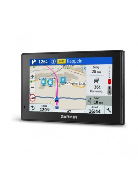 "Garmin DriveSmart 51 LMT-D navigatorer Fast 12.7 cm (5"") TFT Pekskärm 173.7 g Svart Garmin 010-01680-13 - 2"