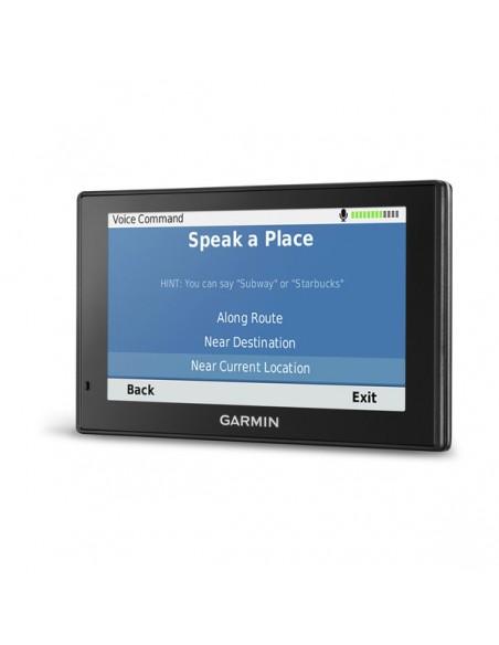 "Garmin DriveSmart 51 LMT-D navigatorer Fast 12.7 cm (5"") TFT Pekskärm 173.7 g Svart Garmin 010-01680-13 - 6"