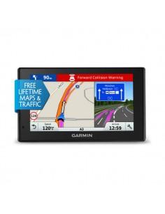 """Garmin DriveAssist 51 LMT-D navigaattori Kiinteä 12.7 cm (5"""") TFT Kosketusnäyttö 191.4 g Musta Garmin 010-01682-13 - 1"""