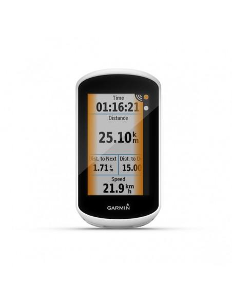 """Garmin Edge Explore navigaattori Käsikäyttöinen/Kiinteä 7.62 cm (3"""") Kosketusnäyttö 116 g Musta, Valkoinen Garmin 010-02029-10 -"""
