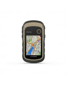 Garmin eTrex 32x GPS-jäljitin Henkilökohtainen 8 GB Musta, Vihreä Garmin 010-02257-01 - 1