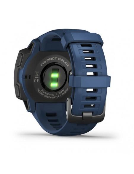 Garmin Instinct Solar MIP Blue GPS (satellite) Garmin 010-02293-01 - 9