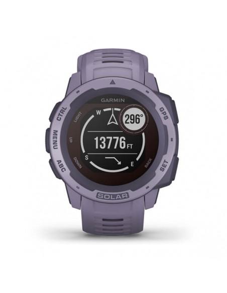 Garmin Instinct Solar MIP Purple GPS (satellite) Garmin 010-02293-02 - 7