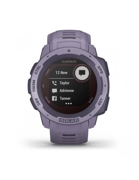 Garmin Instinct Solar MIP Purple GPS (satellite) Garmin 010-02293-02 - 8