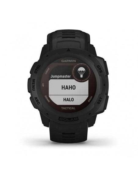 Garmin Instinct Solar Tactical Edition MIP Black GPS (satellite) Garmin 010-02293-03 - 4