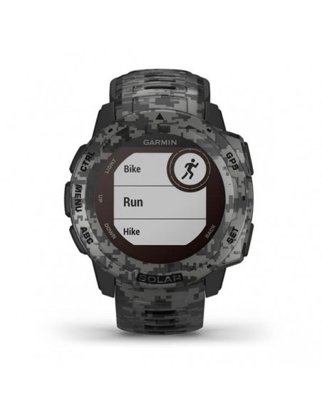 Garmin Instinct Solar Camo Edition MIP Camouflage GPS (satellite) Garmin 010-02293-05 - 4