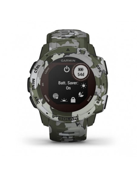 Garmin Instinct Solar Camo Edition MIP Kamouflage GPS Garmin 010-02293-06 - 6