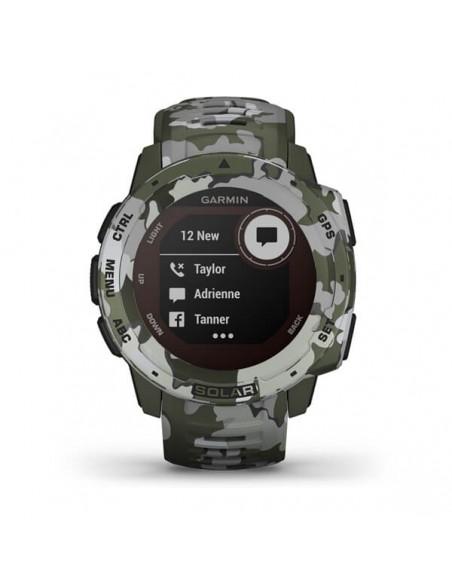 Garmin Instinct Solar Camo Edition MIP Kamouflage GPS Garmin 010-02293-06 - 8