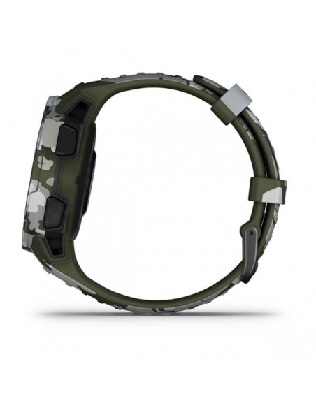 Garmin Instinct Solar Camo Edition MIP Kamouflage GPS Garmin 010-02293-06 - 10