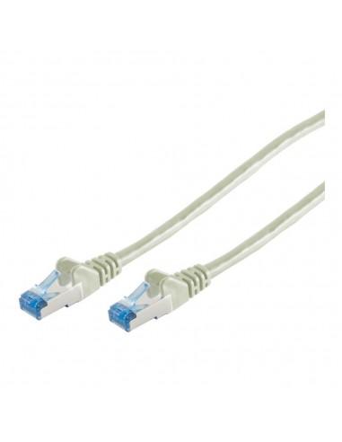 Innovation IT 205873 verkkokaapeli Harmaa 0.5 m Cat6a S/FTP (S-STP) Innovation It 205873 - 1