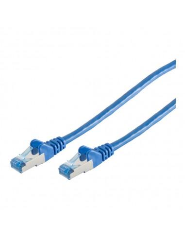Innovation IT 205876 nätverkskablar Blå 0.5 m Cat6a S/FTP (S-STP) Innovation It 205876 - 1