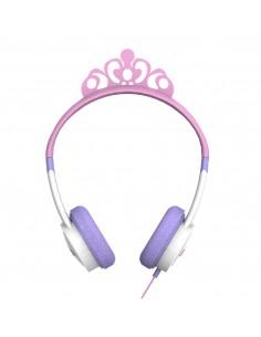 ZAGG Little Rockerz Headphones Head-band 3.5 mm connector Pink, Violet Zagg IFLRCC-PR0 - 1