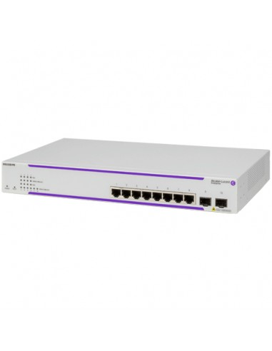 Alcatel OS2220-P8 L2+ Gigabit Ethernet (10/100/1000) Power over (PoE) 1U White Alcatel OS2220-P8-EU - 1