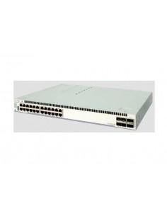 Alcatel OS6860-P24 hanterad L3 Gigabit Ethernet (10/100/1000) Strömförsörjning via (PoE) stöd 1U Grå Alcatel OS6860-P24-EU - 1