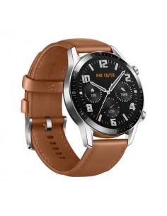 """Huawei Watch GT 2 3.53 cm (1.39"""") 46 mm AMOLED Ruostumaton teräs GPS (satelliitti) Huawei 55024470 - 1"""