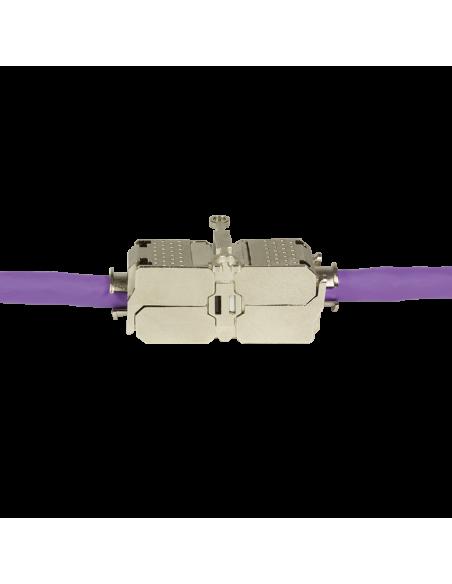 LogiLink MP0041 liitinjohto RJ-45 Metallinen Logitech MP0041 - 7