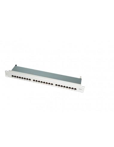 LogiLink NP0040A kytkentäpaneeli 1U Logitech NP0040A - 1