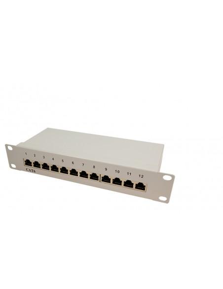 LogiLink NP0041 kytkentäpaneeli Logitech NP0041 - 2