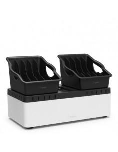 Belkin B2B160VF latauspisteen järjestelijä Työpöytä-/seinäkiinnitys Musta, Valkoinen Belkin B2B160VF - 1