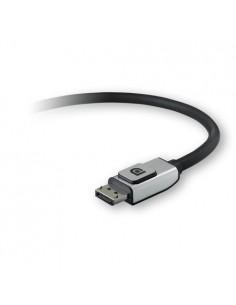 Belkin DisplayPort Cable - 1.8m 1.8 m Svart Belkin F2CD000B06-E - 1