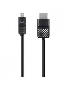 Belkin Mini DisplayPort to HDTV Cable 1.8 m HDMI Svart Belkin F2CD080BT06 - 1